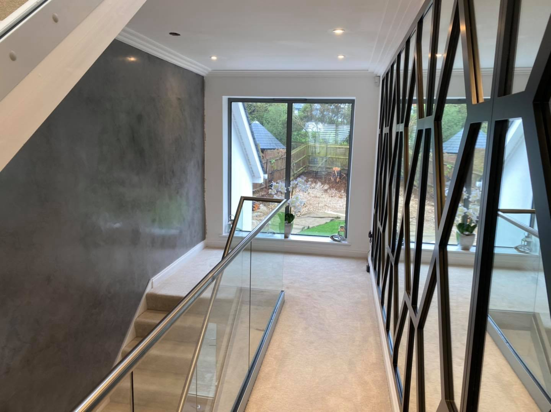 Venetian Plaster Cheshire - Luxury Venetian home interior design by Venetian Plastering North West