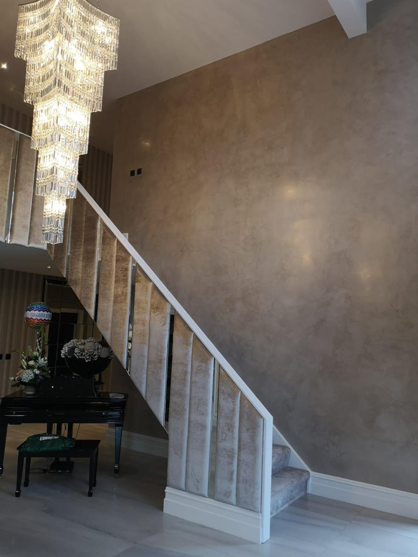 Venetian Plaster Cheshire - Luxury designs by Venetian Plastering North West