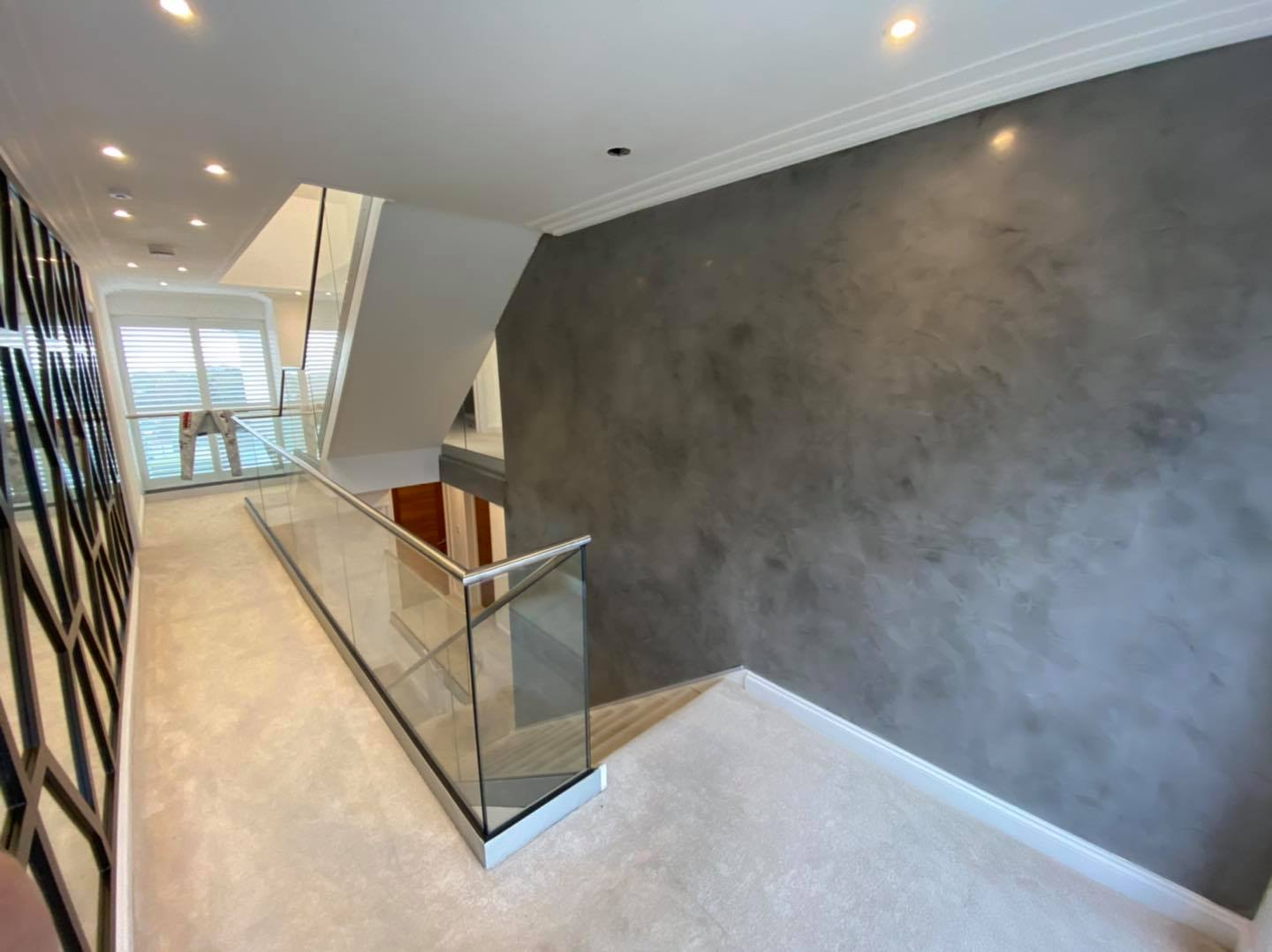 Venetian Plaster Cheshire - Luxury feature wall by Venetian Plastering North West
