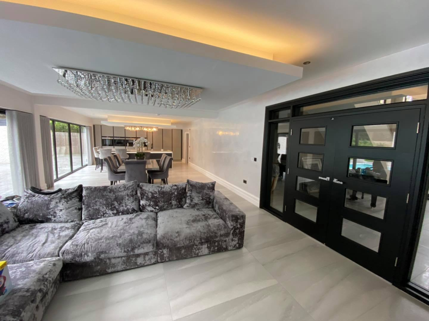 Venetian Plaster Cheshire - Luxury home interior design by Venetian Plastering North West