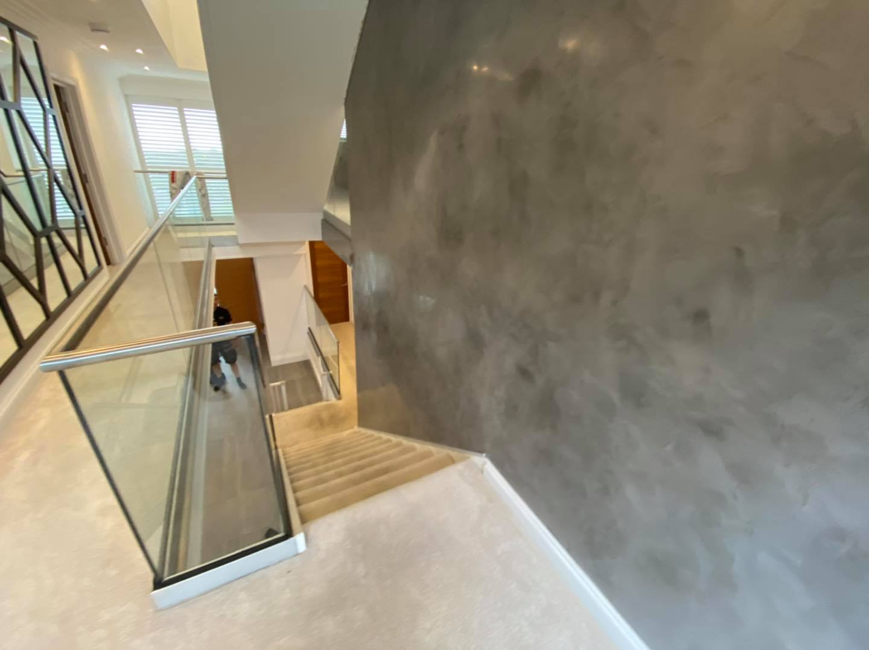 Venetian Plaster Cheshire - Luxury homes by Venetian Plastering North West