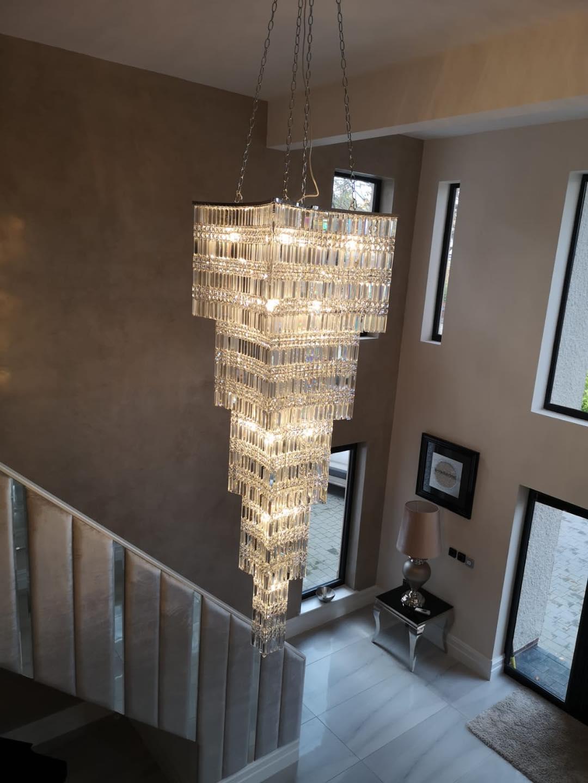 Venetian Plaster Cheshire - Luxury venetian interior design by Venetian Plastering North West